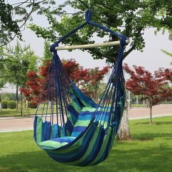 Rope Chair Swing Big And Tall Office Chairs Without Arms Buy Hanging Hammock Seat 3 Colors By Toping On Dot Bo