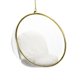 Eero Aarnio Bubble Chair Bath Assist Buy Modholic Gold Special Edition By World Modern Design On Dot Bo