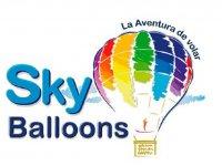 sky balloons ballooning en