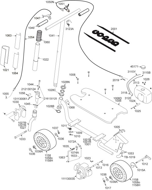 small resolution of parts gas scooter parts sport www goped com gas scooter diagrams
