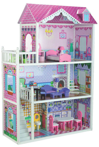 Bubbadoo Large Wooden Doll House Australian Toy Distributors