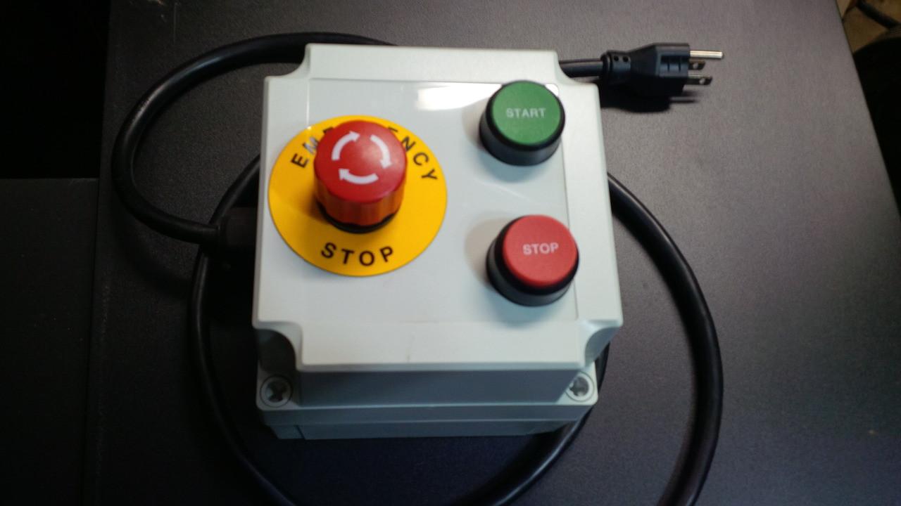 medium resolution of 1 hp 120 v non reversing single phase magnetic motor starter w cord