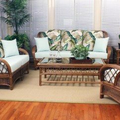 Wicker Living Room Sets Armchair South Sea Rattan Bali Indoor Set Modern Llc Image 1