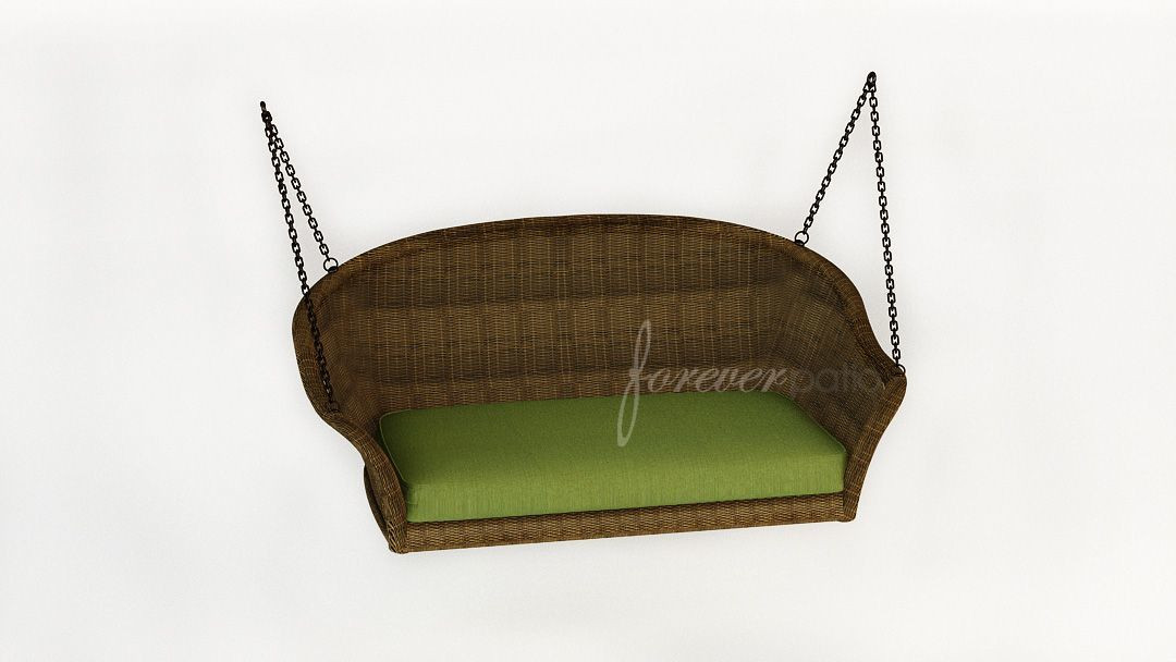 replacement cushions for forever patio rockport love seat double glider and swing