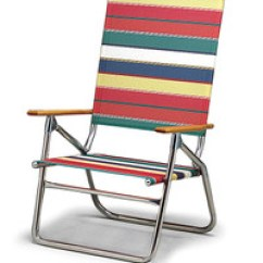 Telescope Beach Chairs With Wheels Walmart Folding Camping Casual Free Shipping Light N Easy High Boy