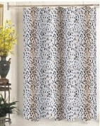extra long shower curtains fabric
