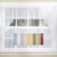 Kitchen Curtain Backsplashes For Kitchens Curtains Tiers Swags Valances Lace