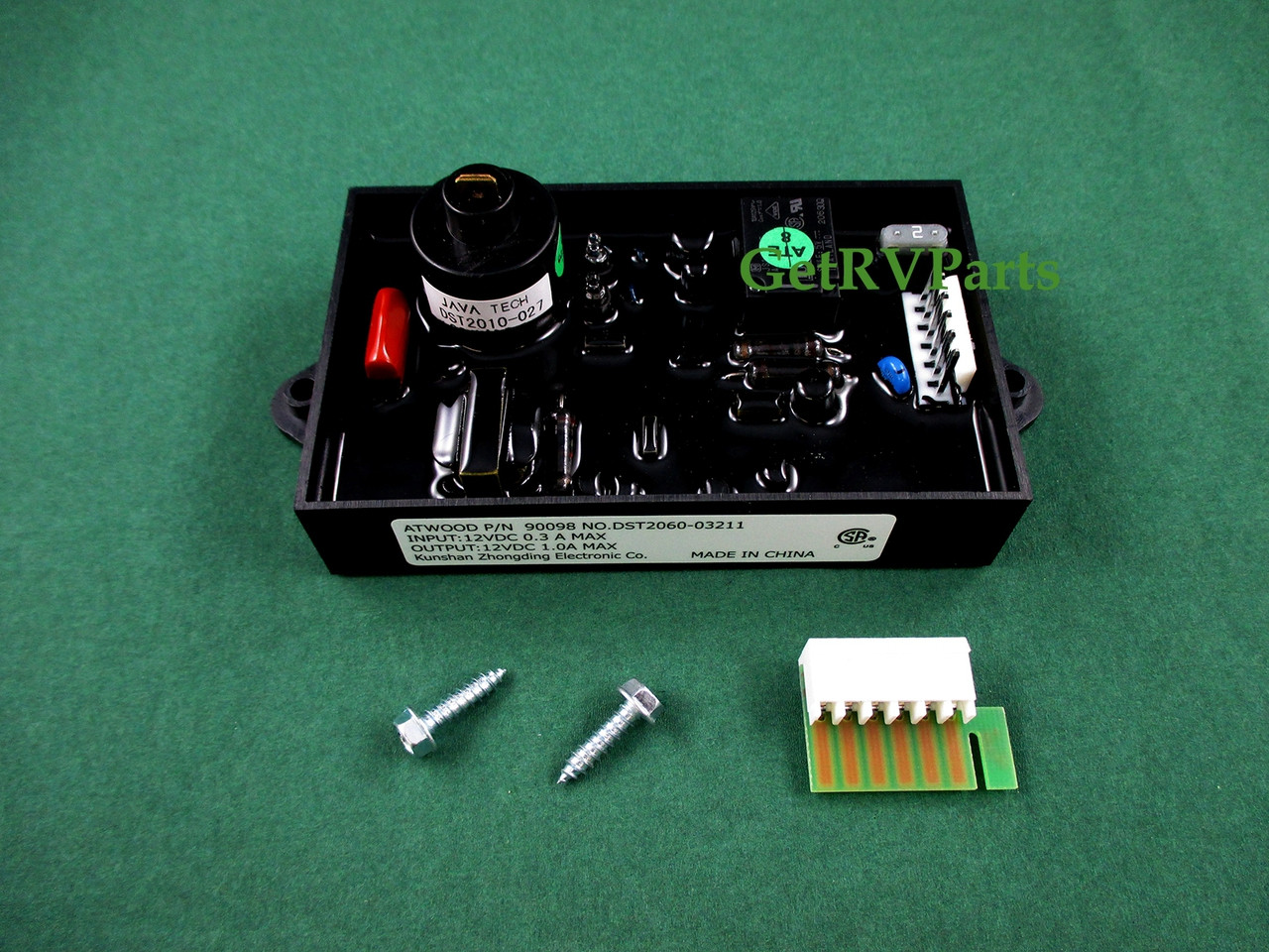 small resolution of atwood 91367 rv water heater pc circuit control board 93307 93865