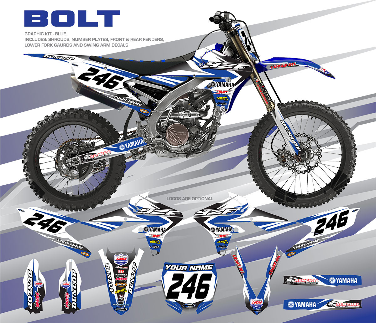 yamaha bolt graphic kit