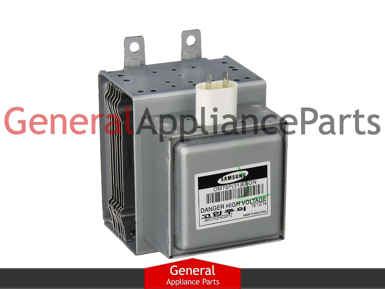 general appliance parts