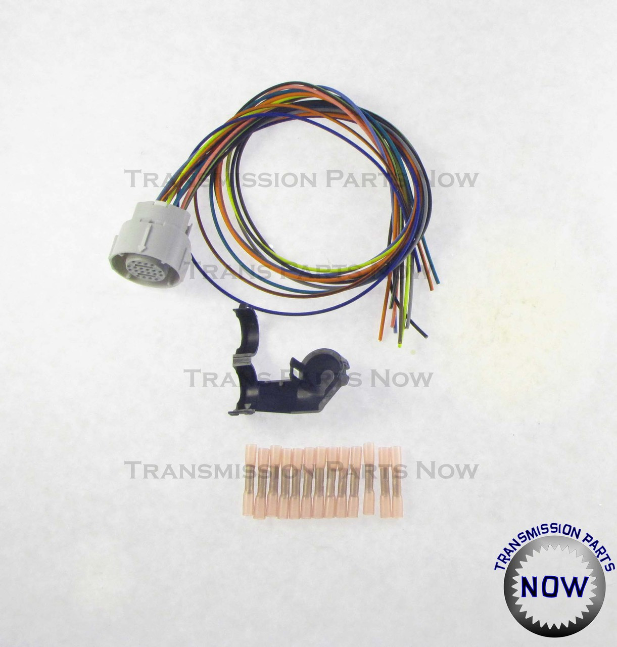 4l80e external wiring harness update kit 34445ek 4l80e wiring harness kit [ 1221 x 1280 Pixel ]