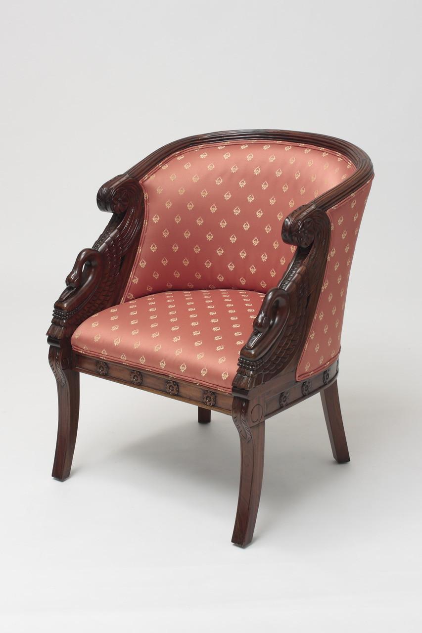chair design antique bird knoll french tub laurel crown furniture image 1