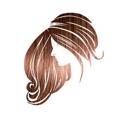 women s henna hair