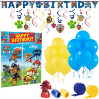 PAW Patrol Table Decorating Kit - ThePartyWorks