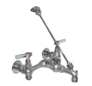 encore service sink mop sink faucet with vacuum breaker k78 8106 br