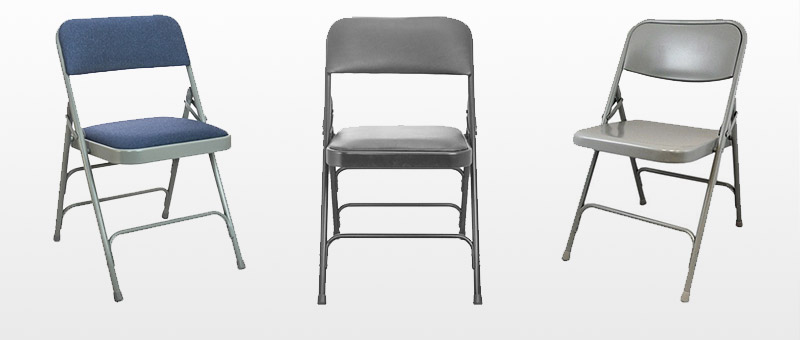 blue metal folding chairs wedding chair covers and sashes for sale classroom essentials online