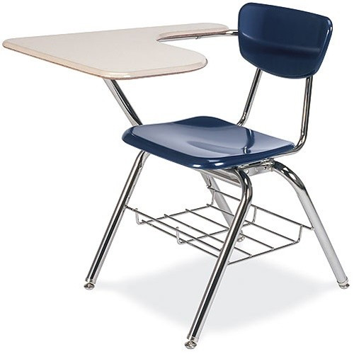 folding chair desk backpack beach walmart virco tablet arm martest 21 desks classroom essentials online