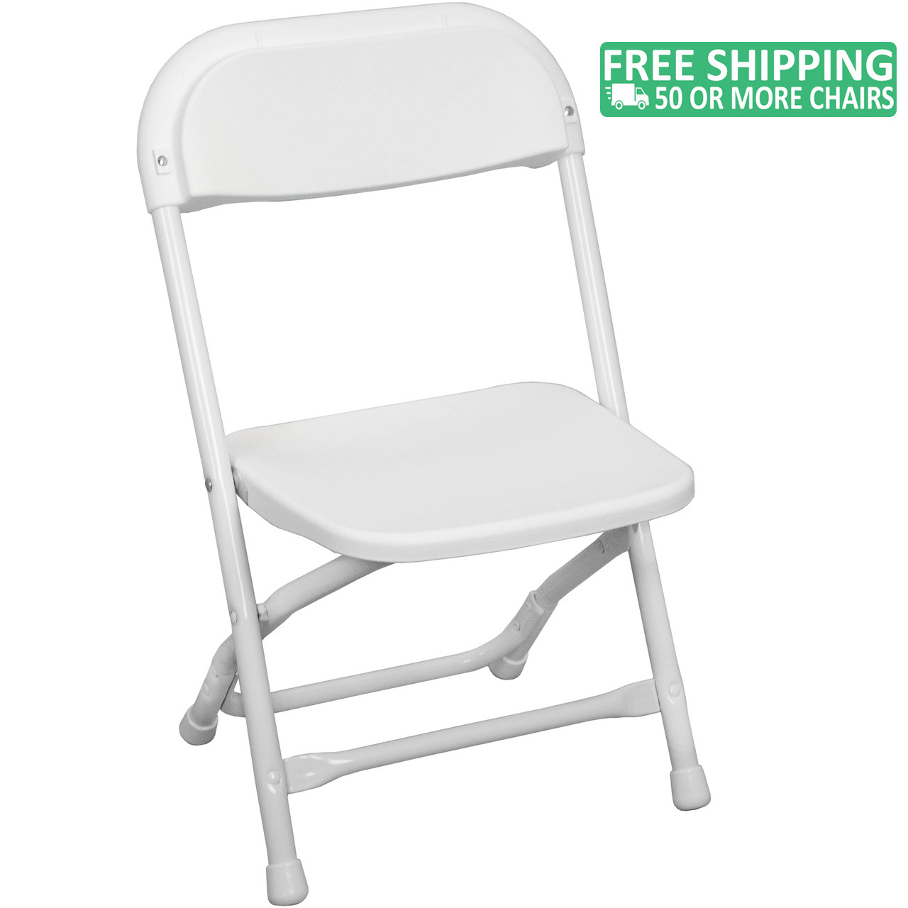 Plastic Kids Chairs Advantage Kids White Plastic Folding Chair Ppfckid White