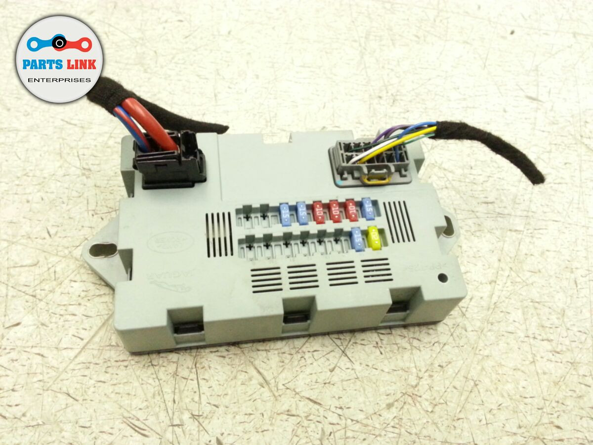 hight resolution of  range rover evoque rear left quarter panel fuse box relay fusebox image 1