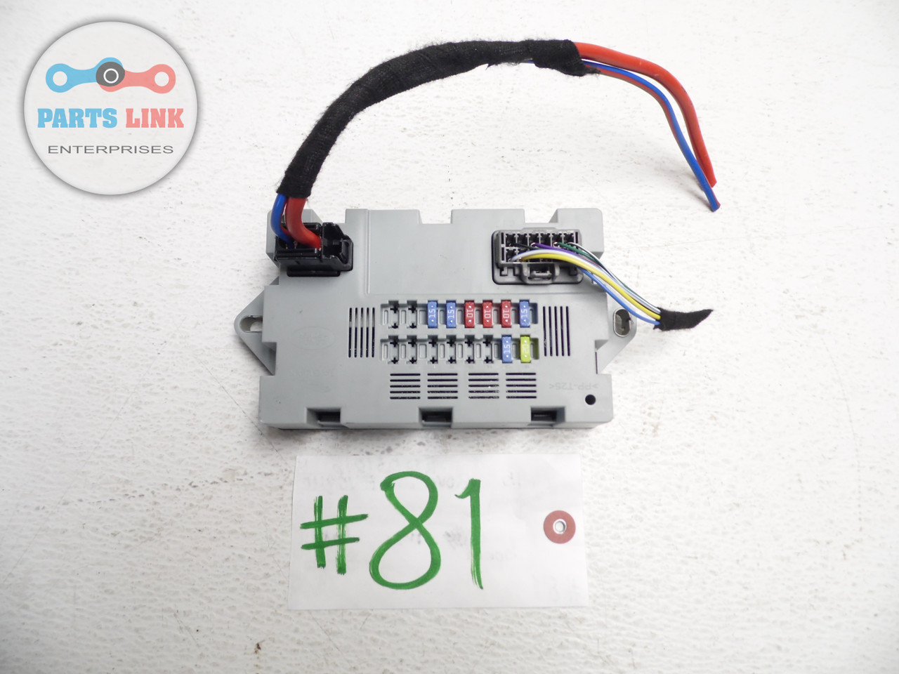 medium resolution of  range rover evoque fuse box board module oem image 1