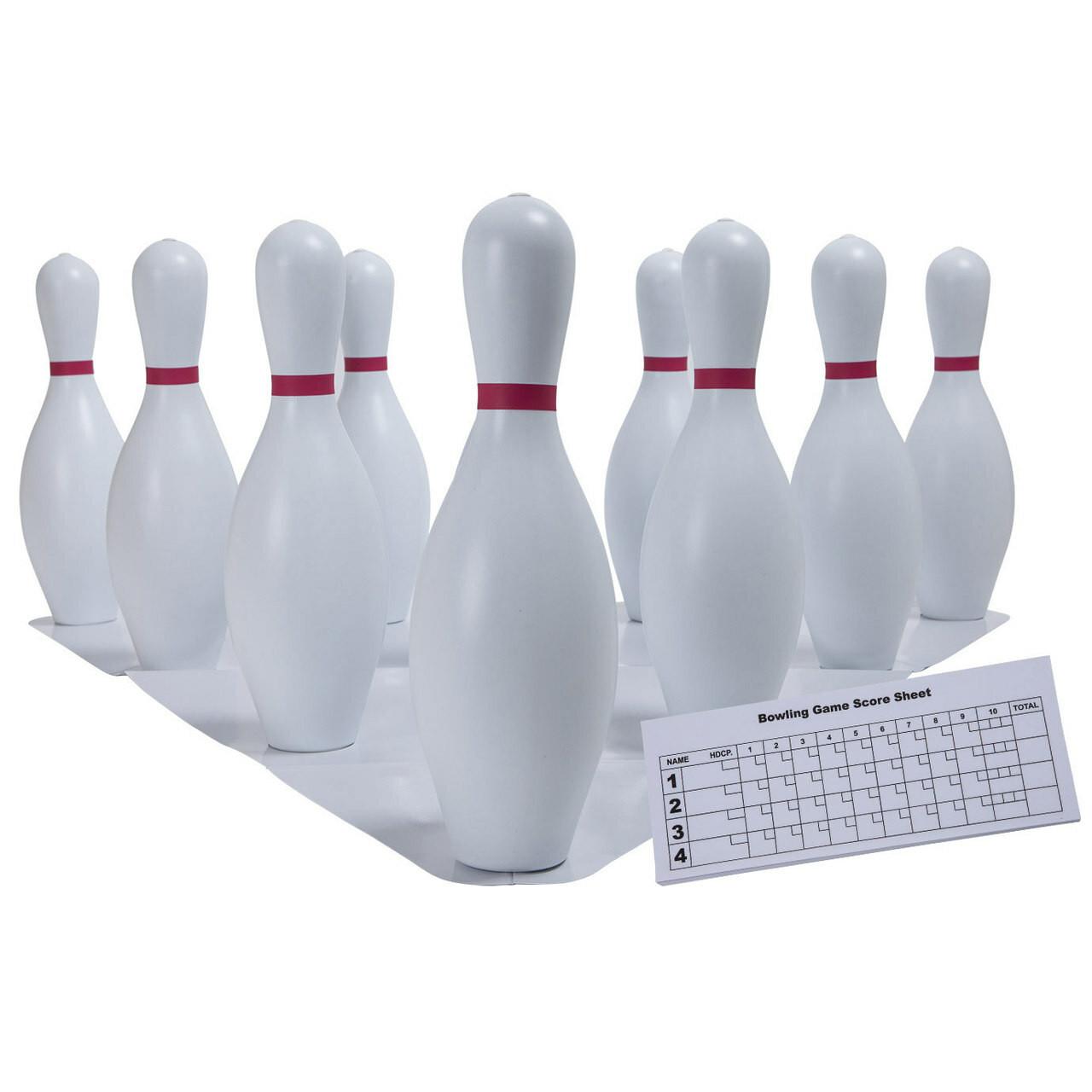 champion sports plastic bowling