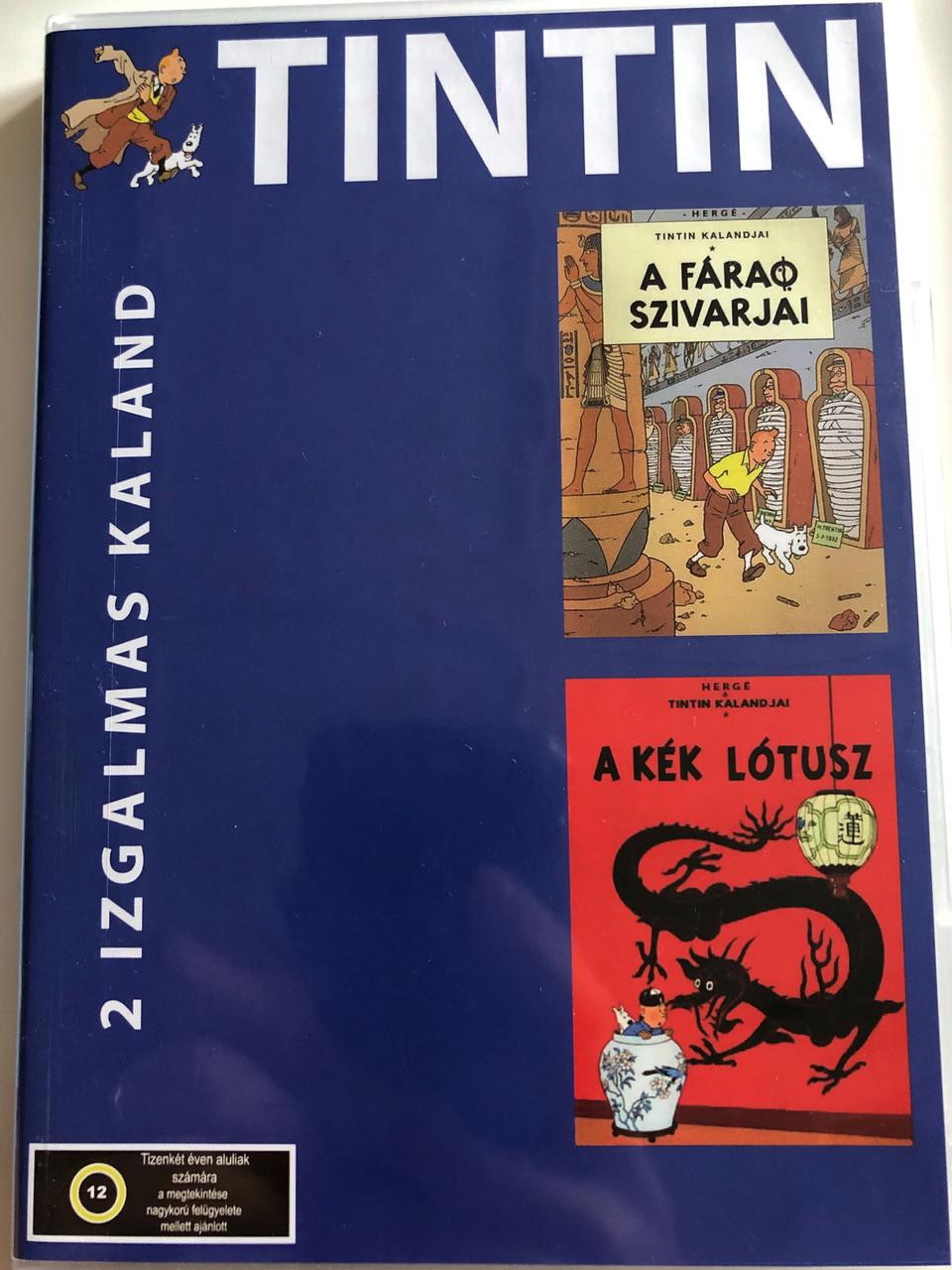 Les Aventures De Tintin 2 : aventures, tintin, Adventures, Tintin, Izgalmas, Kaland, Exciting, Fáraó, Szivarjai,, Lótusz, Aventures, Bibleinmylanguage