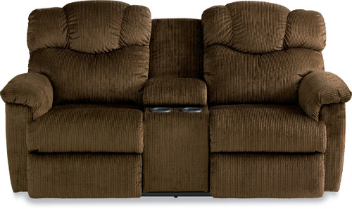 liberty sofa and motion loveseat natural leather bed the lancer la z time full reclining with middle console image 1