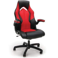 How Much Does A Gaming Chair Weight The Big Broken Hill Ofm Essentials Racing Style Ess 3086 Red Free Shipping Image 1