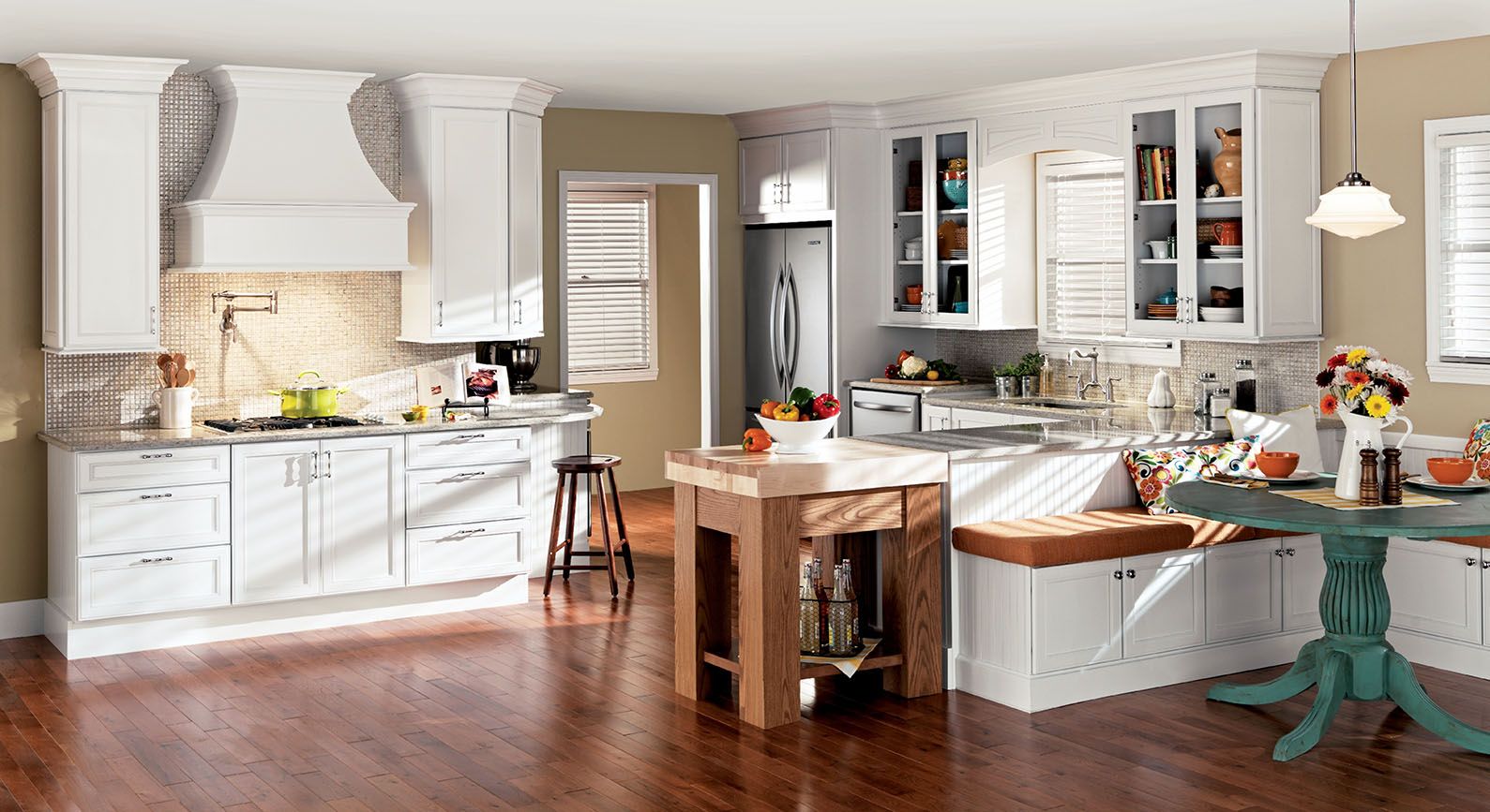 3 Great Reasons to Choose White Cabinetry  Merillat