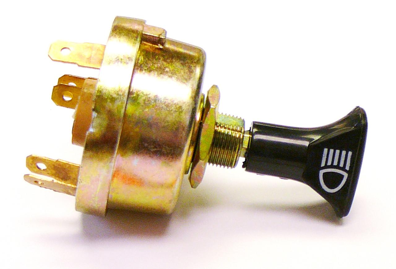 hight resolution of farmtrac tractor rotary light switch w rectangular knob