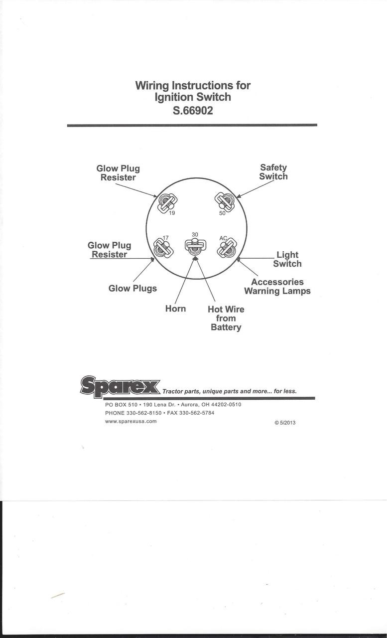 ford 1600 tractor wiring diagram wiring diagram centreignition key switch w heat for ford shibaura compact [ 777 x 1280 Pixel ]