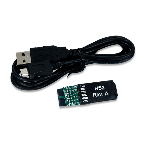 jtag hs2 programming cable