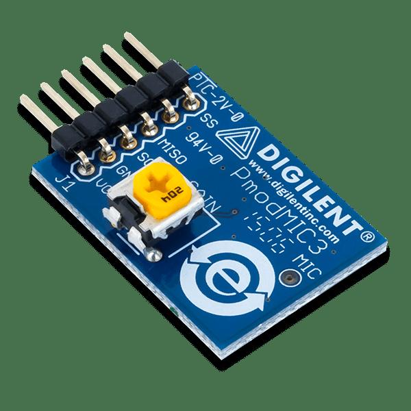 Pmod │ 感測器與外接模組 - FPGA DSP SDR 軟硬體 │ DIGILENT 臺灣唯一授權代理