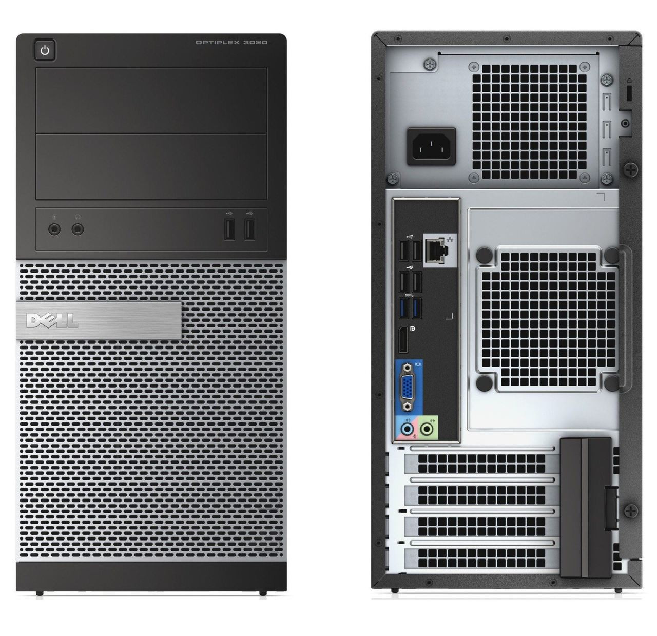 Refurbished Dell Optiplex 3020 Quad Core Minitower Pc 2017