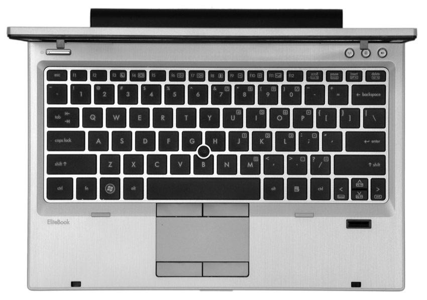hp elitebook 2570p core