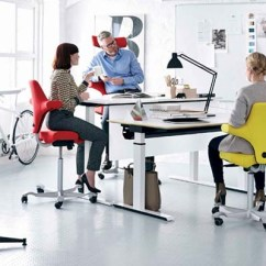 Chairs For Standing Desks Swivel Chair Mount Healthy Posture Store Ergonomic Desk Ergo Modern Contemporary Commercial Office Furniture