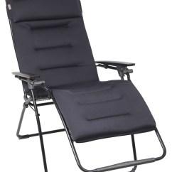 Lafuma Futura Xl Zero Gravity Chair Living Room Rocking Chairs Relax Recliner Air Comfort Padded Acier Healthy Posture Store