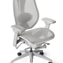 Office Chair Armrest Desk In Grey Tcentric Hybrid All Mesh Ergonomic By Ergocentric Healthy Posture Store