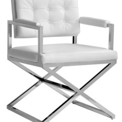 Directors Chair White Wood Patio Advanced Interior Designs Larger More Photos