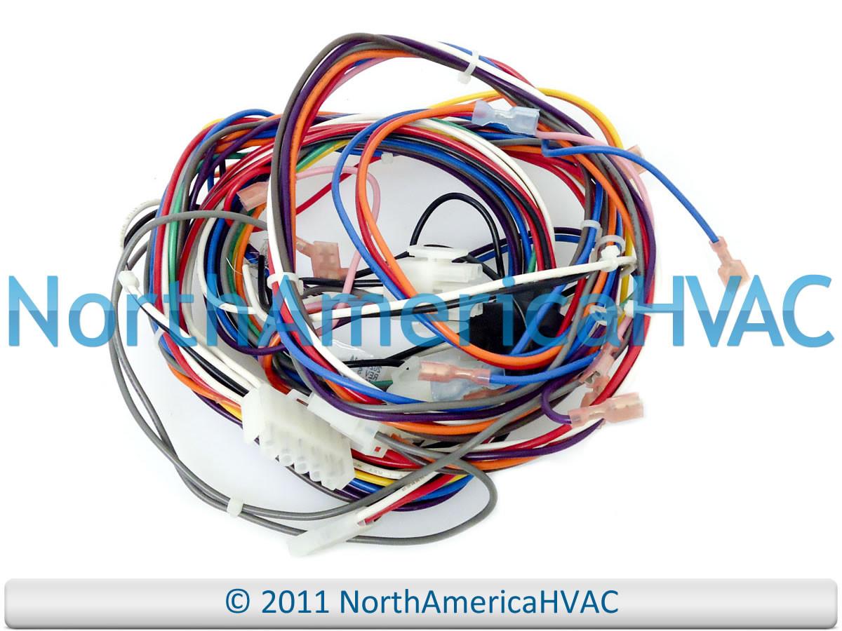 medium resolution of  oem goodman amana janitrol furnace wiring harness connectors plugs on gas valve wiring furnace