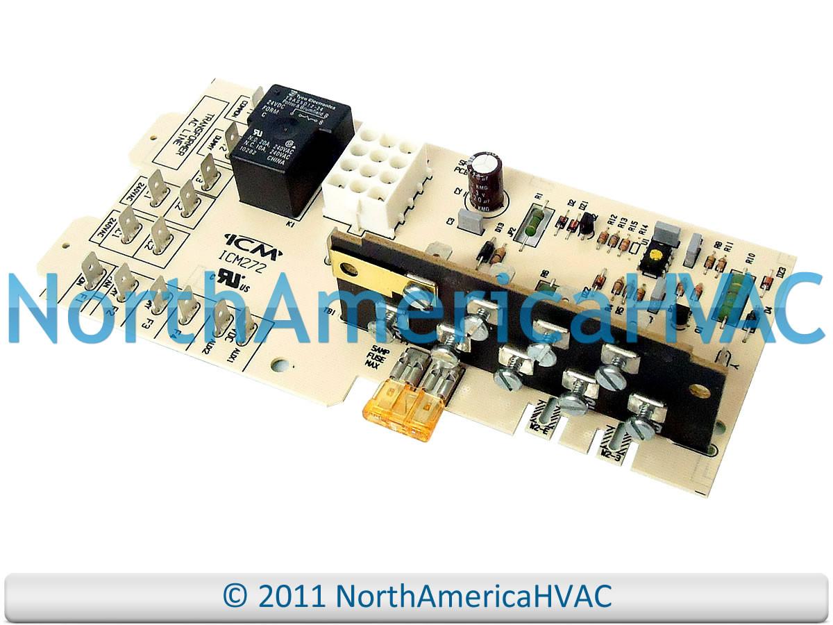 Home Furnace Control Boards Goodman Janitrol Control Boards