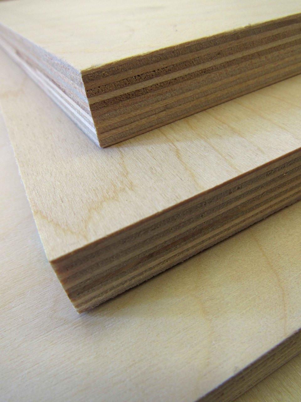 4×8 Birch Plywood