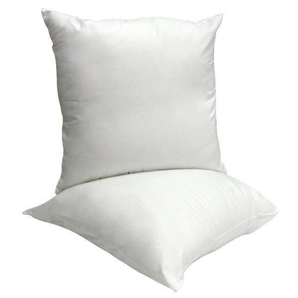 euro sham pillow insert
