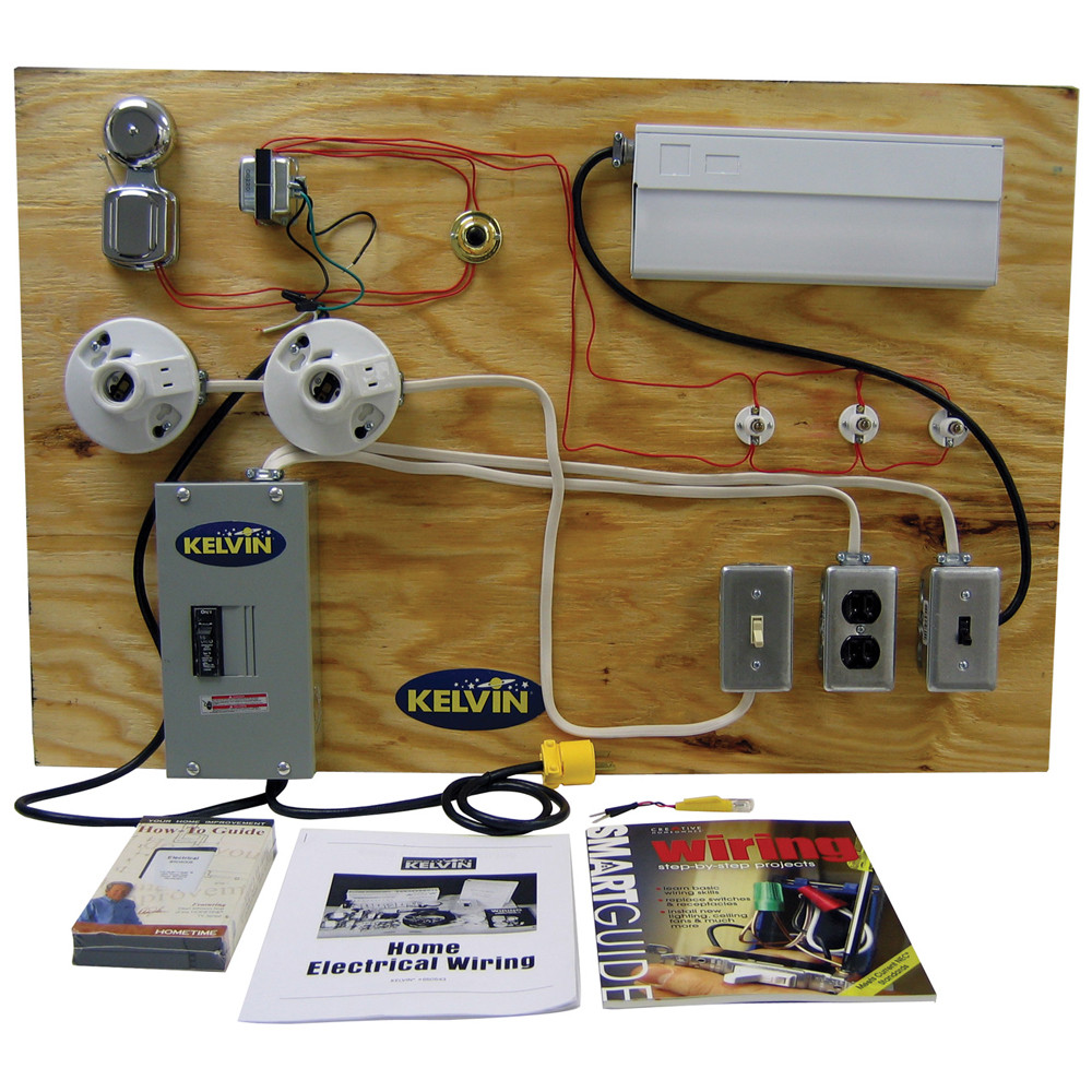 medium resolution of kelvin home electrical wiring trainer kelvin educational home electrical wiring accessories india home electrical wiring supplies