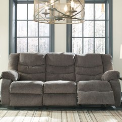 Hilton Furniture Living Room Sets Red And Yellow Ideas Tulen Gray Reclining Sofa Sold At Serving Houston Image 1