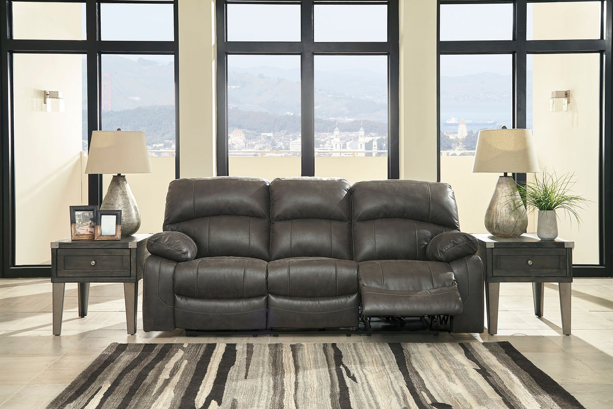 hilton furniture living room sets interior design ideas 2016 dunwell steel power reclining sofa with adjustable headrest sold at image 1