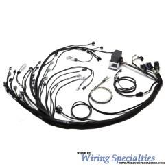 Toyota Soarer 1jz Wiring Diagram Er For Business Management System 2jz Swap Schematic Data Bmw E46 Ls2 Harness Specialties 240sx