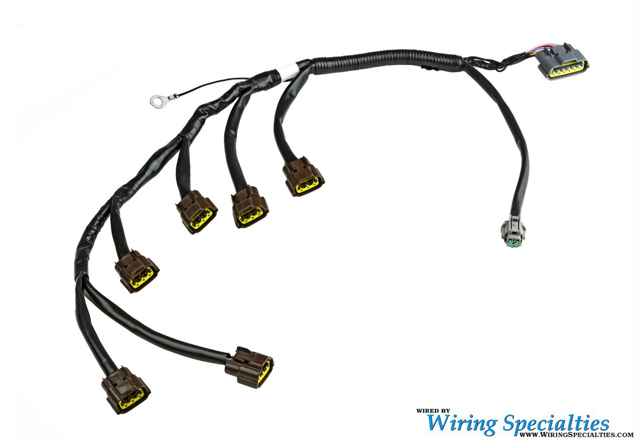 hight resolution of nissan 240sx rb25det swap wiring harness loading zoom