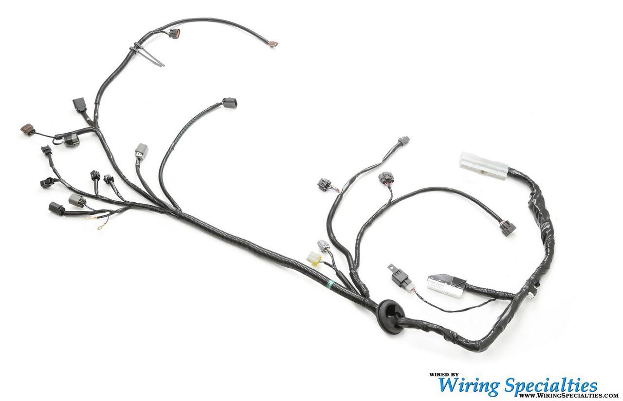hight resolution of nissan 240sx sr20det swap wiring harness loading zoom