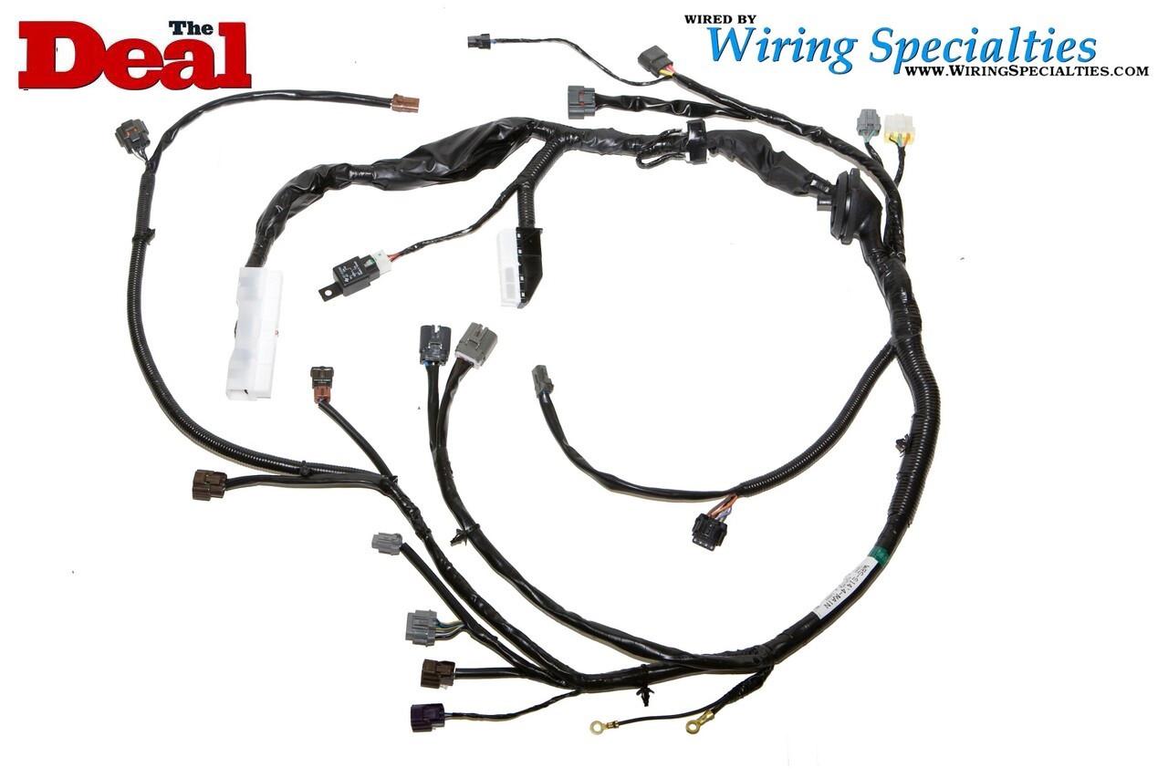 nissan 240sx sr20det swap wiring harness loading zoom [ 1280 x 853 Pixel ]